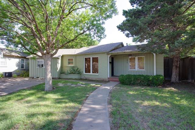 2810 27th Street, Lubbock, TX 79410 (MLS #202105866) :: Stacey Rogers Real Estate Group at Keller Williams Realty