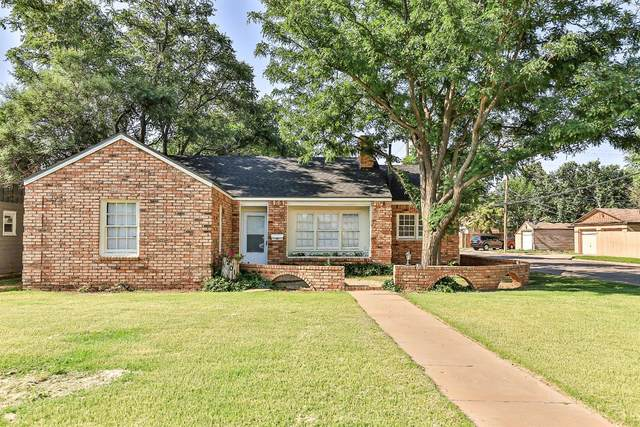 2011 29th Street, Lubbock, TX 79411 (MLS #202105973) :: Better Homes and Gardens Real Estate Blu Realty