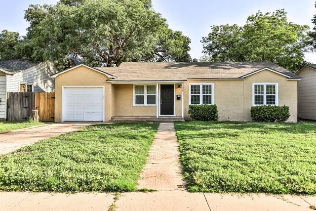 3114 31st Street, Lubbock, TX 79410 (MLS #202105770) :: The Lindsey Bartley Team