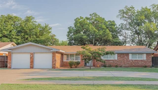 2324 58th Street, Lubbock, TX 79412 (MLS #202106005) :: Duncan Realty Group