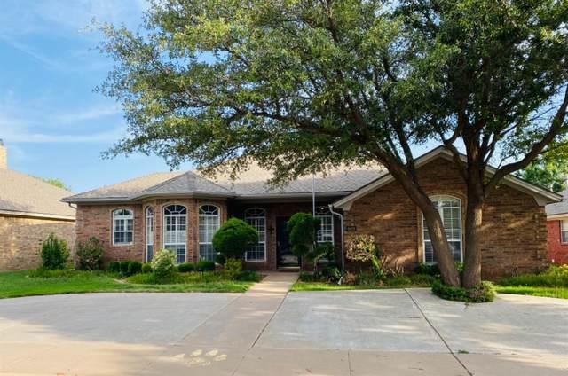 6029 76th Street, Lubbock, TX 79424 (MLS #202106009) :: Duncan Realty Group