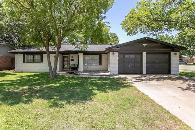 6902 Elkridge Avenue, Lubbock, TX 79413 (MLS #202106006) :: Duncan Realty Group
