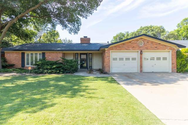 3809 56th Street, Lubbock, TX 79413 (MLS #202106015) :: Better Homes and Gardens Real Estate Blu Realty