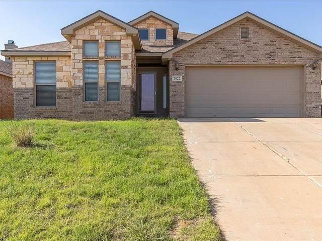 7022 97th Street, Lubbock, TX 79424 (MLS #202105933) :: Duncan Realty Group