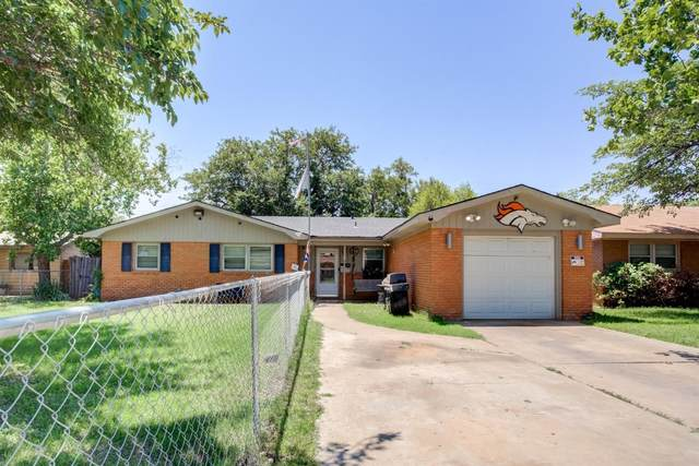 4615 45th Street, Lubbock, TX 79414 (MLS #202106051) :: The Lindsey Bartley Team