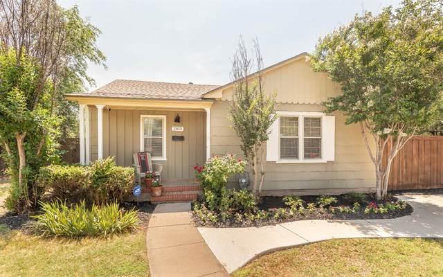 2801 27th Street, Lubbock, TX 79410 (MLS #202106057) :: Reside in Lubbock | Keller Williams Realty