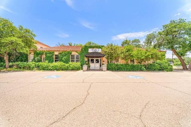 2601 19th Street, Lubbock, TX 79410 (MLS #202105508) :: Reside in Lubbock | Keller Williams Realty