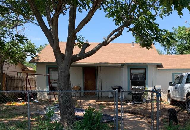 2910 1st Place, Lubbock, TX 79415 (MLS #202106068) :: Stacey Rogers Real Estate Group at Keller Williams Realty