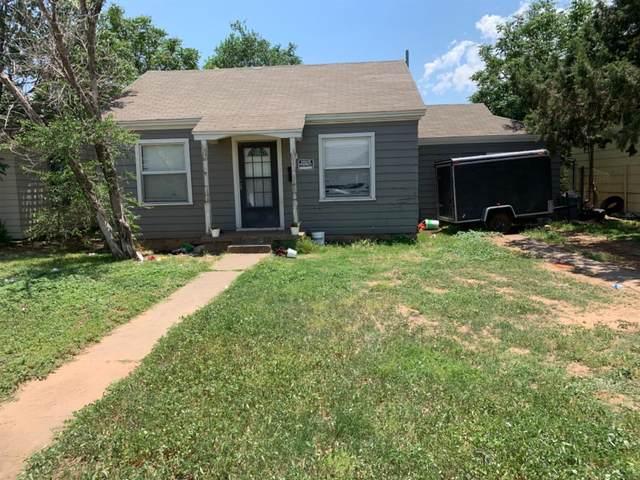 1409 24th Street, Lubbock, TX 79411 (MLS #202106069) :: Lyons Realty
