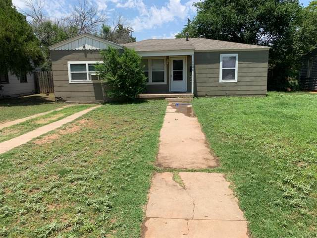 1508 36th Street, Lubbock, TX 79412 (MLS #202106074) :: Stacey Rogers Real Estate Group at Keller Williams Realty