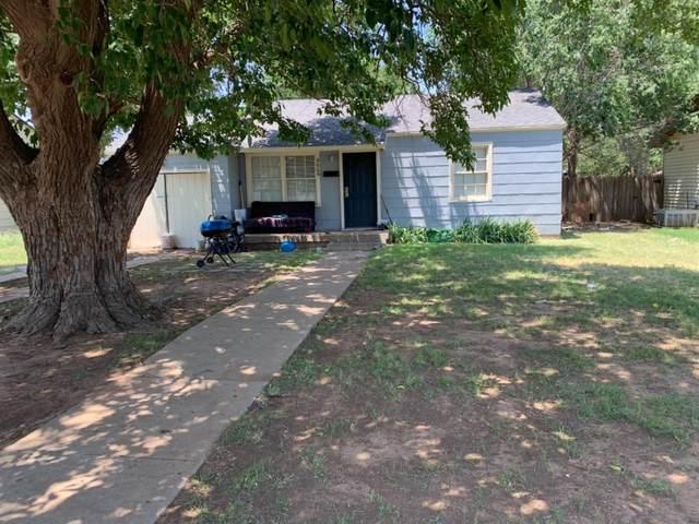 4604 32nd Street, Lubbock, TX 79410 (MLS #202106079) :: Scott Toman Team