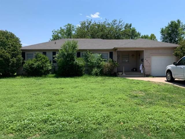 4011 44th Street, Lubbock, TX 79413 (MLS #202106077) :: Reside in Lubbock | Keller Williams Realty