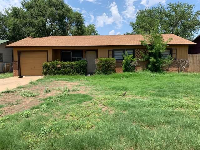 1514 43rd Street, Lubbock, TX 79412 (MLS #202106075) :: Lyons Realty