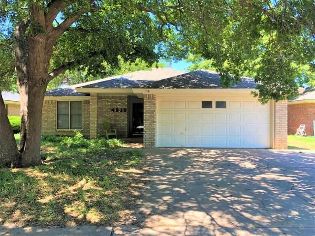 4910 61st Street, Lubbock, TX 79414 (MLS #202106035) :: Rafter Cross Realty