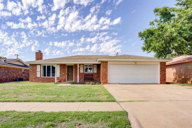 3217 94th Street, Lubbock, TX 79423 (MLS #202106029) :: McDougal Realtors