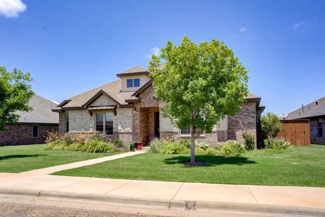 1406 Lancelot Avenue, Wolfforth, TX 79382 (MLS #202106112) :: McDougal Realtors