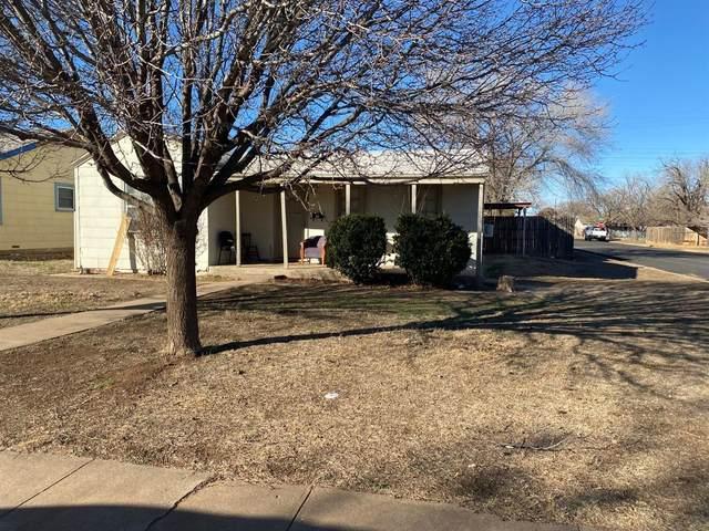 2402 39th Street, Lubbock, TX 79412 (MLS #202106111) :: Duncan Realty Group