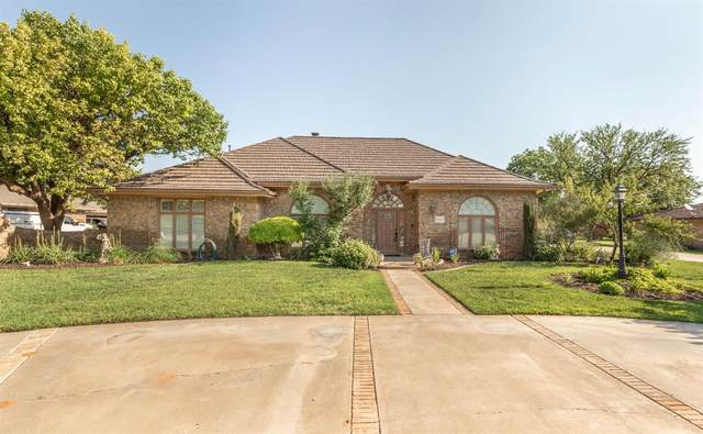6604 3rd Street, Lubbock, TX 79416 (MLS #202106123) :: The Lindsey Bartley Team