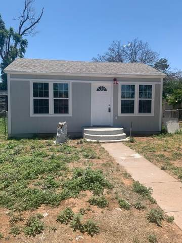 235 E Panhandle Street, Slaton, TX 79364 (MLS #202106140) :: Lyons Realty