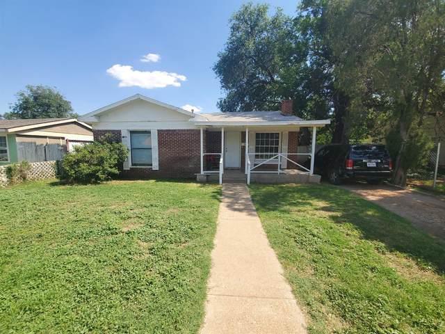 2109 26th Street, Lubbock, TX 79411 (MLS #202106155) :: Rafter Cross Realty