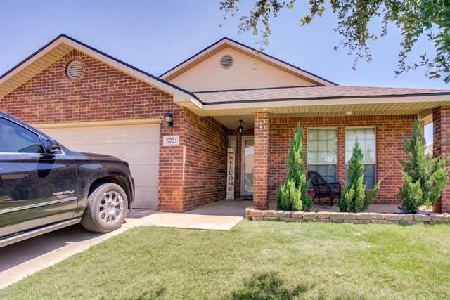 5721 109th Street, Lubbock, TX 79424 (MLS #202106156) :: McDougal Realtors