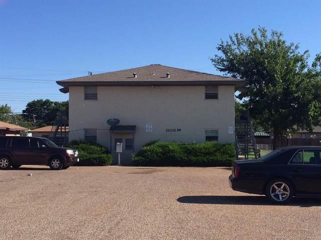 1608 59th Street, Lubbock, TX 79412 (MLS #202106160) :: Rafter Cross Realty