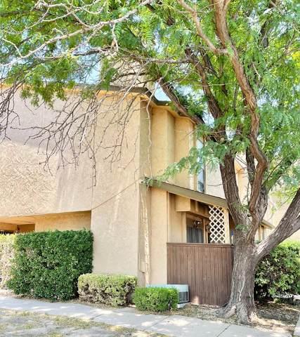 8601-Unit 58 Memphis Drive, Lubbock, TX 79423 (MLS #202105714) :: Duncan Realty Group