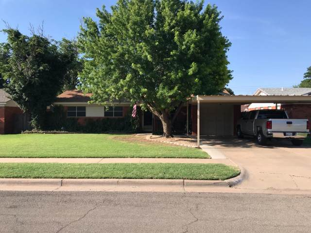 5513 16th Place, Lubbock, TX 79416 (MLS #202106188) :: Rafter Cross Realty