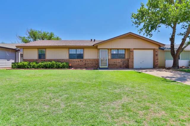 1313 Adrian Street, Lubbock, TX 79403 (MLS #202106206) :: Rafter Cross Realty