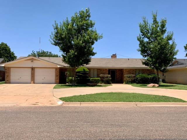 1719 E Tate Street, Brownfield, TX 79316 (MLS #202106163) :: Duncan Realty Group