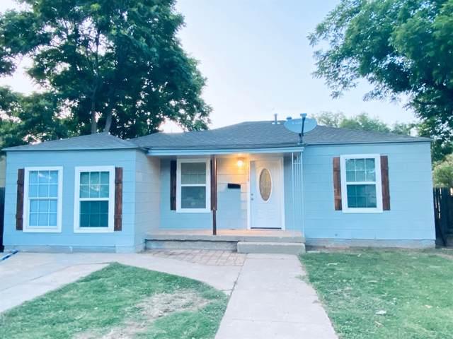 1518 40th Street, Lubbock, TX 79412 (MLS #202106230) :: Rafter Cross Realty