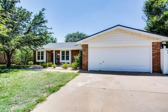8810 Elkridge Avenue, Lubbock, TX 79423 (MLS #202105087) :: The Lindsey Bartley Team
