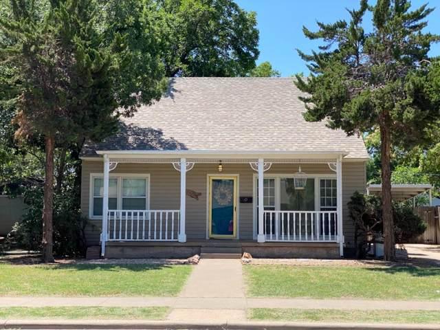 3109 27th Street, Lubbock, TX 79410 (MLS #202106216) :: Reside in Lubbock | Keller Williams Realty