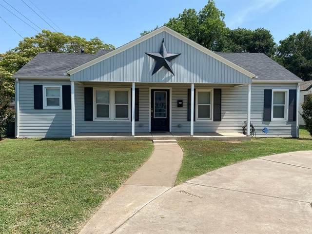 2630 25th Street, Lubbock, TX 79410 (MLS #202106240) :: Reside in Lubbock | Keller Williams Realty
