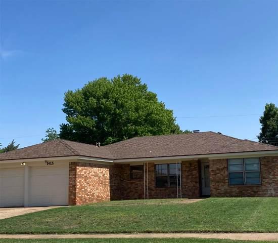 1415 5th Street, Shallowater, TX 79363 (MLS #202106260) :: Reside in Lubbock | Keller Williams Realty