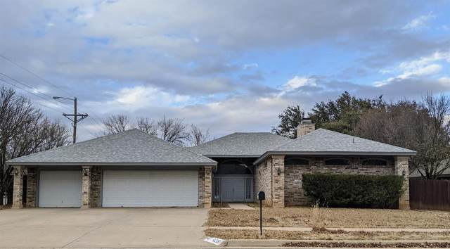 4218 88th Place, Lubbock, TX 79423 (MLS #202106328) :: Better Homes and Gardens Real Estate Blu Realty