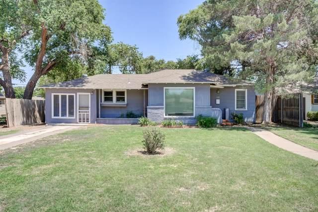 2808 28th Street, Lubbock, TX 79410 (MLS #202105533) :: Reside in Lubbock | Keller Williams Realty
