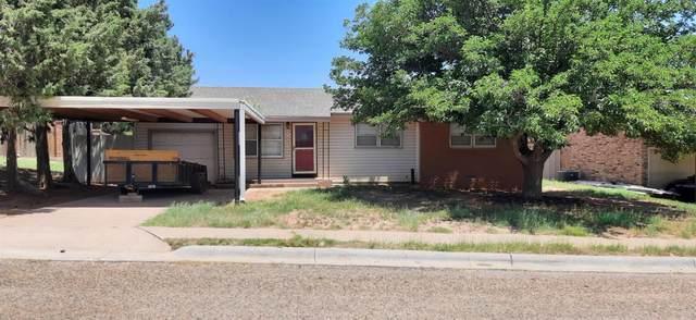107 4th Street, Plains, TX 79355 (MLS #202106352) :: The Lindsey Bartley Team