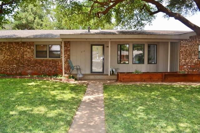 312 Terrace Circle, Lamesa, TX 79331 (MLS #202106215) :: The Lindsey Bartley Team
