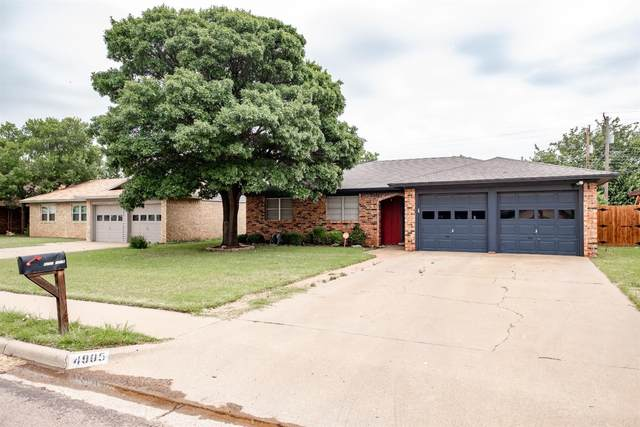 4905 57th, Lubbock, TX 79414 (MLS #202106367) :: Better Homes and Gardens Real Estate Blu Realty