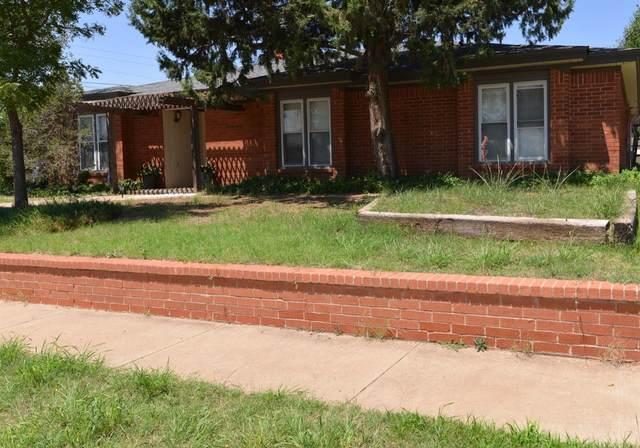 8016 Elkhart Avenue, Lubbock, TX 79424 (MLS #202106369) :: Reside in Lubbock | Keller Williams Realty