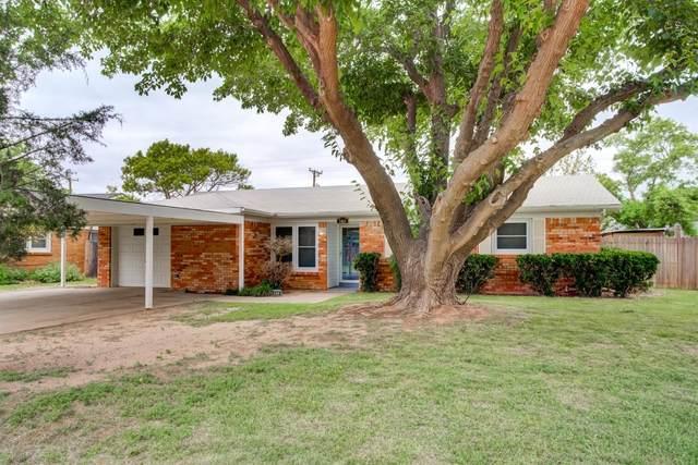 5418 13th Street, Lubbock, TX 79416 (MLS #202106373) :: The Lindsey Bartley Team