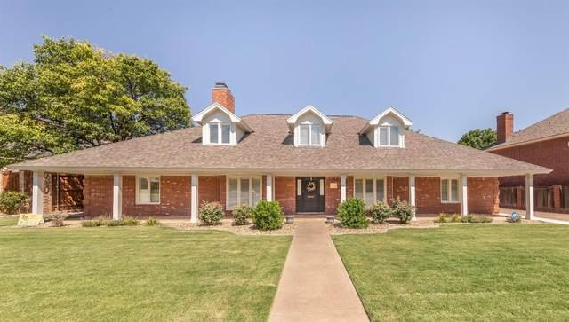 8508 Oxford Avenue, Lubbock, TX 79423 (MLS #202106380) :: Reside in Lubbock | Keller Williams Realty