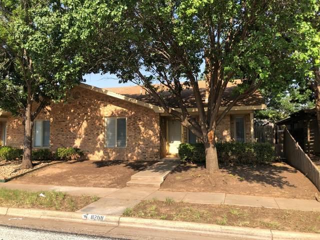 8208 Raleigh Avenue, Lubbock, TX 79424 (MLS #202106390) :: Reside in Lubbock | Keller Williams Realty
