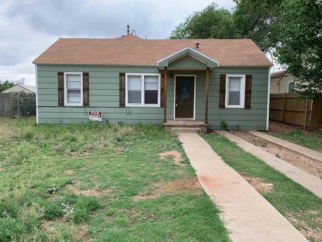 118 Uvalde Avenue, Lubbock, TX 79415 (MLS #202106396) :: Reside in Lubbock | Keller Williams Realty