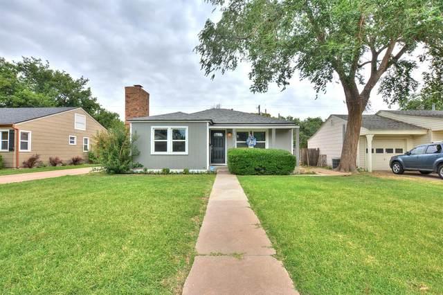 3116 27th Street, Lubbock, TX 79410 (MLS #202106401) :: Reside in Lubbock | Keller Williams Realty