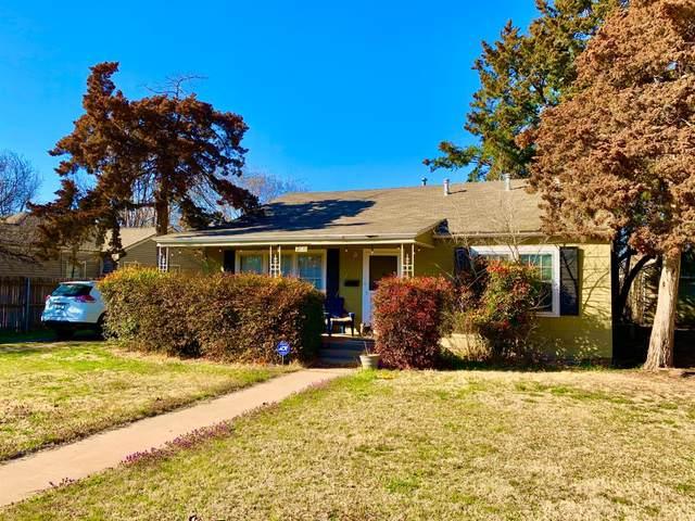 2610 32nd Street, Lubbock, TX 79410 (MLS #202106407) :: Reside in Lubbock   Keller Williams Realty