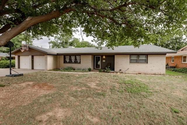 5412 28th Street, Lubbock, TX 79407 (MLS #202106413) :: Reside in Lubbock   Keller Williams Realty