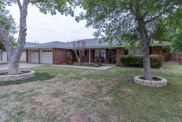 512 E Jackson Street, Levelland, TX 79336 (MLS #202106431) :: The Lindsey Bartley Team