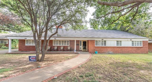 3206 42nd Street, Lubbock, TX 79413 (MLS #202106443) :: Better Homes and Gardens Real Estate Blu Realty